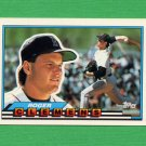1989 Topps BIG Baseball #042 Roger Clemens - Boston Red Sox