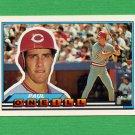 1989 Topps BIG Baseball #039 Paul O'Neill - Cincinnati Reds