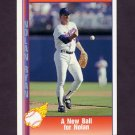 1991 Pacific Ryan Texas Express I Baseball #097 Nolan Ryan - Texas Rangers