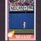 1991 Pacific Ryan Texas Express I Baseball #083 Nolan Ryan - Texas Rangers
