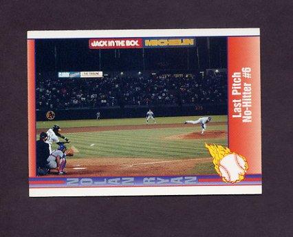 1991 Pacific Ryan Texas Express I Baseball #063 Nolan Ryan - Texas Rangers