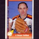 1991 Pacific Ryan Texas Express I Baseball #044 Nolan Ryan - Houston Astros