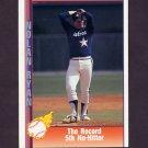 1991 Pacific Ryan Texas Express I Baseball #042 Nolan Ryan - Houston Astros