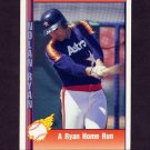 1991 Pacific Ryan Texas Express I Baseball #040 Nolan Ryan - Houston Astros