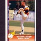 1991 Pacific Ryan Texas Express I Baseball #038 Nolan Ryan - Houston Astros