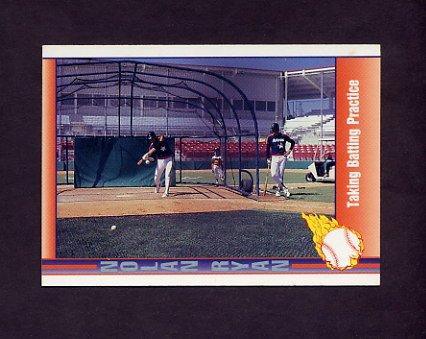 1991 Pacific Ryan Texas Express I Baseball #037 Nolan Ryan - Houston Astros