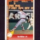 1991 Pacific Ryan Texas Express I Baseball #031 Nolan Ryan - California Angels