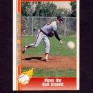1991 Pacific Ryan Texas Express I Baseball #022 Nolan Ryan - California Angels