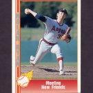 1991 Pacific Ryan Texas Express I Baseball #020 Nolan Ryan - California Angels
