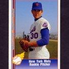 1991 Pacific Ryan Texas Express I Baseball #006 Nolan Ryan - New York Mets