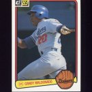 1983 Donruss Baseball #262 Candy Maldonado RC - Los Angeles Dodgers