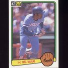 1983 Donruss Baseball #238 Hal McRae - Kansas City Royals