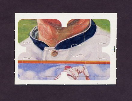 1983 Donruss Baseball Ty Cobb Diamond King Puzzle #40,#41,#42