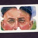 1983 Donruss Baseball Ty Cobb Diamond King Puzzle #22,#23,#24