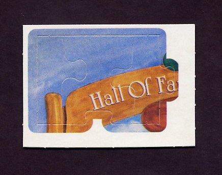 1983 Donruss Baseball Ty Cobb Diamond King Puzzle #01,#02,#03