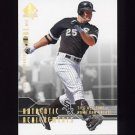2008 SP Authentic Baseball Authentic Achievements #AA34 Jim Thome - Chicago White Sox