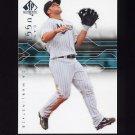 2008 SP Authentic Baseball #078 Dan Uggla - Florida Marlins
