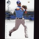 2008 SP Authentic Baseball #071 Alex Gordon - Kansas City Royals