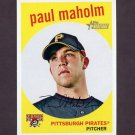 2008 Topps Heritage Baseball #674 Paul Maholm - Pittsburgh Pirates
