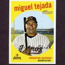 2008 Topps Heritage Baseball #600 Miguel Tejada - Houston Astros