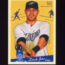 2008 Upper Deck Goudey Baseball #192 Alex Rios - Toronto Blue Jays