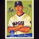 2008 Upper Deck Goudey Baseball #182 Michael Young - Texas Rangers
