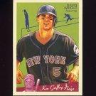 2008 Upper Deck Goudey Baseball #117 David Wright - New York Mets