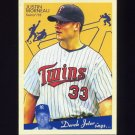 2008 Upper Deck Goudey Baseball #114 Justin Morneau - Minnesota Twins