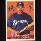 2008 Upper Deck Goudey Baseball #104 Prince Fielder - Milwaukee Brewers