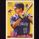 2008 Upper Deck Goudey Baseball #062 Brad Hawpe - Colorado Rockies