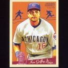 2008 Upper Deck Goudey Baseball #037 Aramis Ramirez - Chicago Cubs