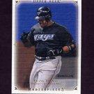 2008 UD Masterpieces Baseball #88 Frank Thomas - Toronto Blue Jays