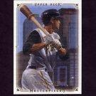 2008 UD Masterpieces Baseball #73 Freddy Sanchez - Pittsburgh Pirates