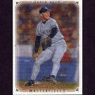 2008 UD Masterpieces Baseball #61 Mariano Rivera - New York Yankees