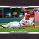 2007 Upper Deck Baseball #962 Skip Schumaker - St. Louis Cardinals