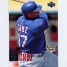 2006 Upper Deck Baseball #1199 Nelson Cruz - Texas Rangers