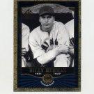 2001 SP Legendary Cuts Baseball #21 Billy Herman - Chicago Cubs