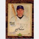 2007 Artifacts Baseball #082 Jeff Baker RC - Colorado Rockies