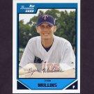 2007 Bowman Prospects Baseball #BP109 Ryan Mullins - Minnesota Twins