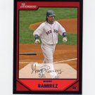 2007 Bowman Baseball #065 Manny Ramirez - Boston Red Sox
