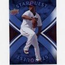 2008 Upper Deck Baseball Star Quest Rare #35 C.C. Sabathia - Cleveland Indians
