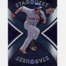 2008 Upper Deck Baseball Star Quest #36 Carlos Beltran - New York Mets
