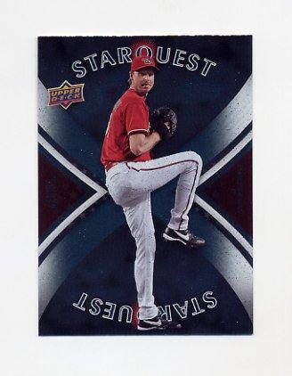 2008 Upper Deck Baseball Star Quest #56 Randy Johnson - Arizona Diamondbacks