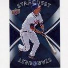 2008 Upper Deck Baseball Star Quest #47 Jeff Francoeur - Atlanta Braves