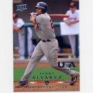 2008 Upper Deck Baseball USA National Team #USA17 Pedro Alvarez