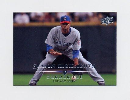 2008 Upper Deck Baseball #735 Derrek Lee SH - Chicago Cubs