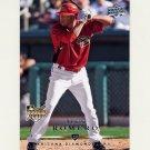 2008 Upper Deck Baseball #721 Alex Romero RC - Arizona Diamondbacks
