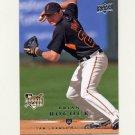 2008 Upper Deck Baseball #704 Brian Bocock RC - San Francisco Giants