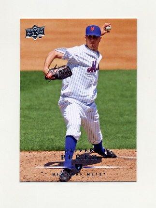 2008 Upper Deck Baseball #571 Oliver Perez - New York Mets