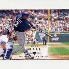 2008 Upper Deck Baseball #553 Bill Hall - Milwaukee Brewers